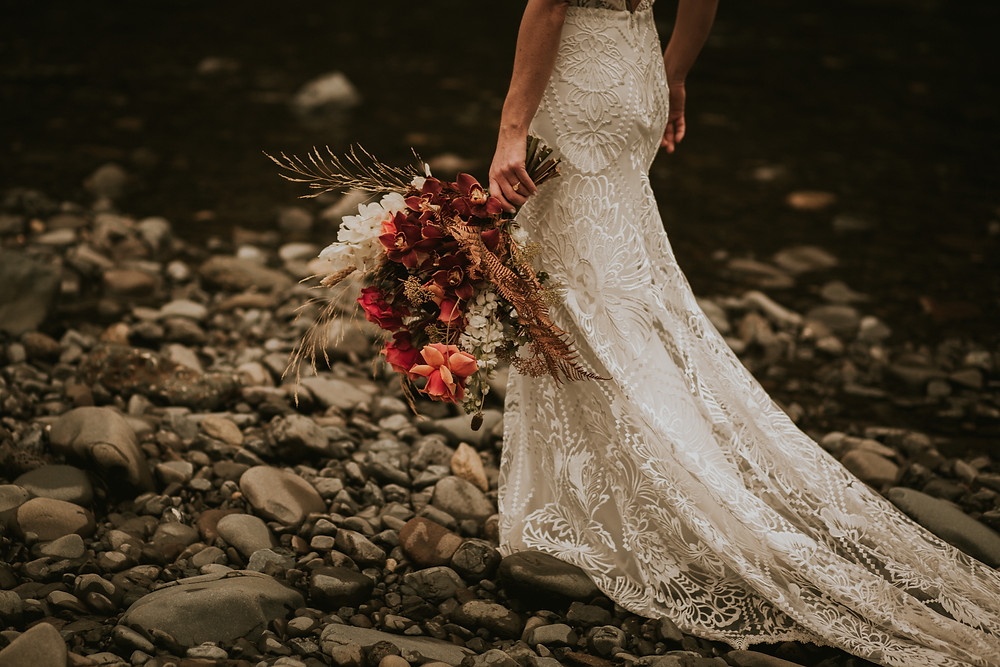 The Dress - Boho Bridal Design