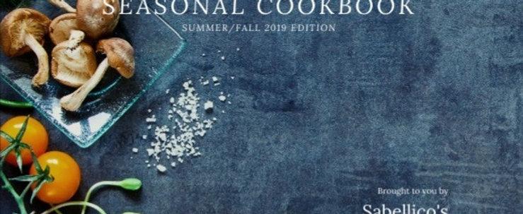 Harvest Box Seasonal Cookbook (Summer/Fall 2019 Edition)