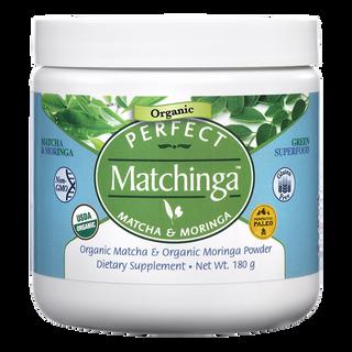 Matchinga (Matcha + Moringa)