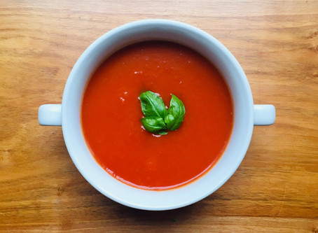 Bone Broth Tomato Soup