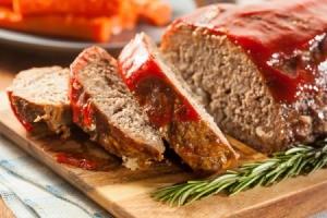 Gluten Free, Egg Free Meatloaf Recipe