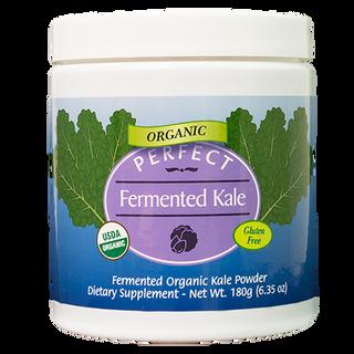 Fermented Kale