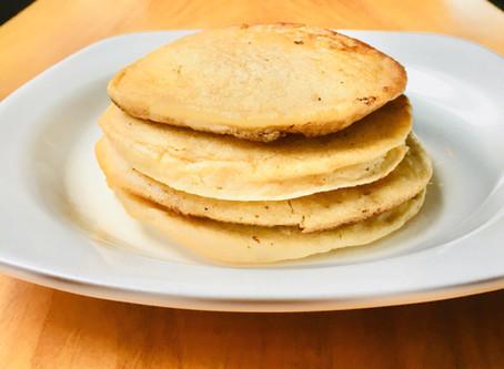 Simple Collagen Pancakes