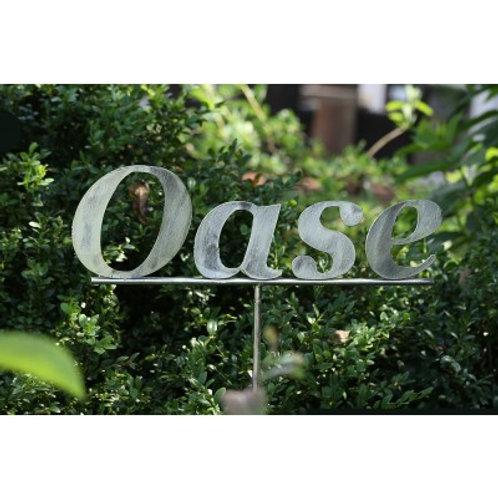 """Gartenstecker """"Oase"""""""