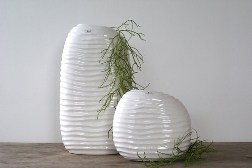 "Vase ""Rib"""