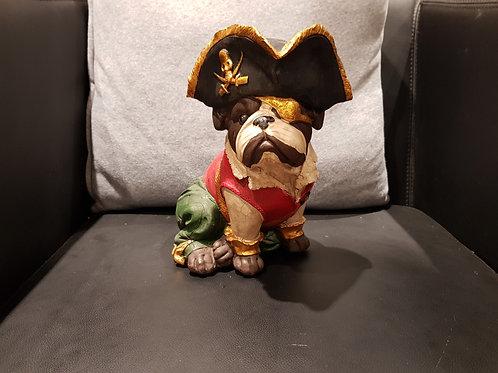 "Hundefigur ""Pirate"""