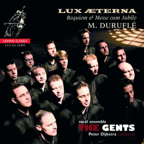 Duruflè - Lux aeterna