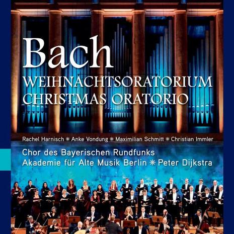 """J.S. BACH """"WEIHNACHTSORATORIUM"""" (DVD)"""