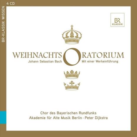 "J.S. BACH ""WEIHNACHTSORATORIUM"" (CD)"