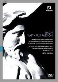 "J. S. Bach: ""Matthäus-Passion"", BWV 244 (DVD)"