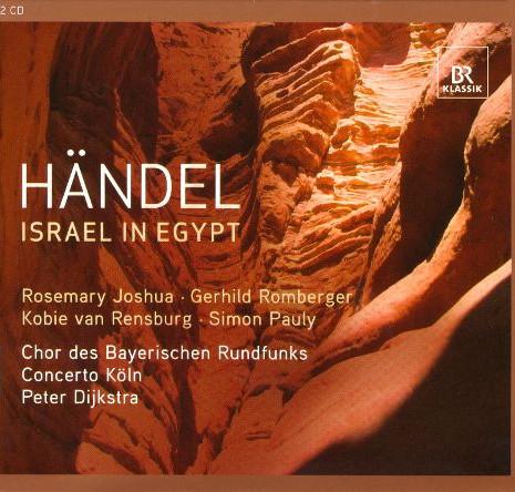 """Georg Friedrich Händel """"Israel in Egypt"""""""