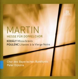 Martin, Kodály, Poulenc