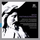"""J. S. Bach: """"Matthäus-Passion"""", BWV 244 (CD)"""
