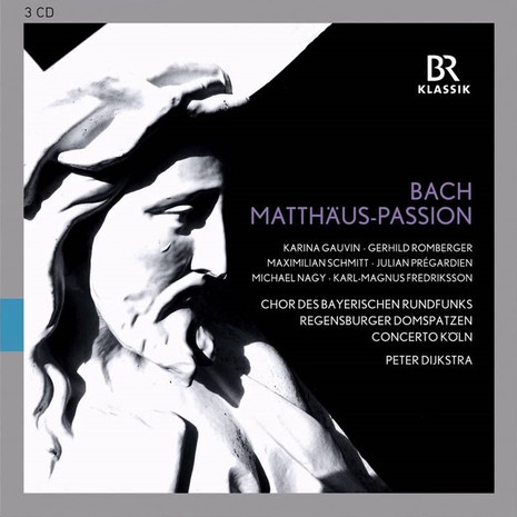 "J. S. Bach: ""Matthäus-Passion"", BWV 244 (CD)"