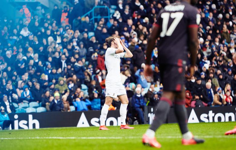 Mike Ridsdale Leeds United V Reading FC