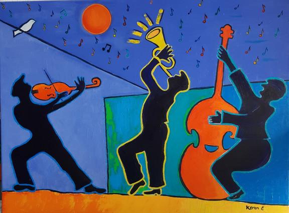 Les musiciens de l'âme