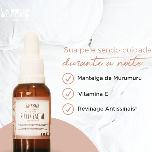 Elixir Facial Noturno Revinage