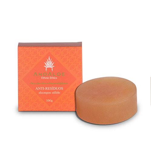 Shampoo Sólido Anti-Resíduos Ahoaloe