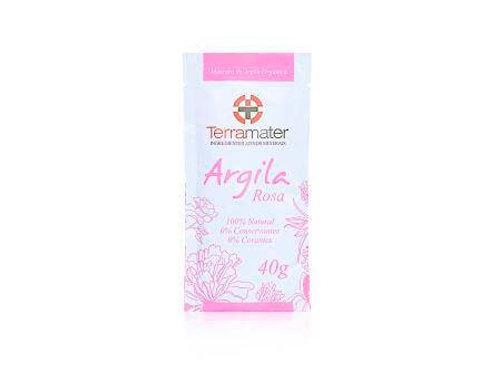 Argila Rosa - Terra Mater