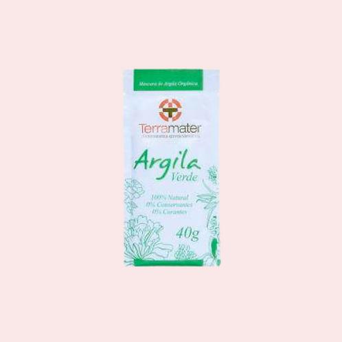 Argila Verde - TerraMater