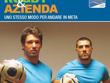 Outdoor Training Management: evento di chiusura con E. Gori e F. Minto della nazionale di rugby