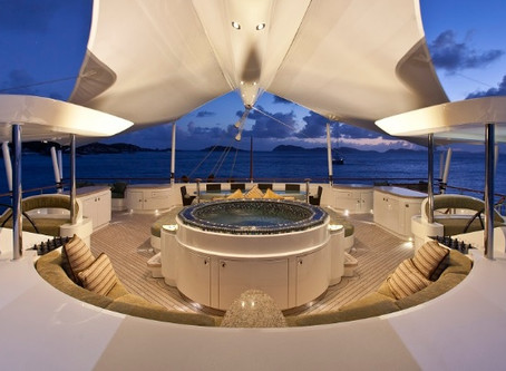 Take a look at this award winning yacht integration project