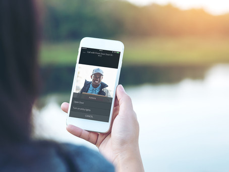 Control4 Launches Intercom Anywhere