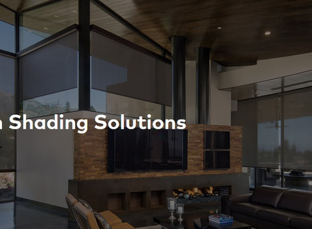 Shading Solutions by LUXAVO & Crestron