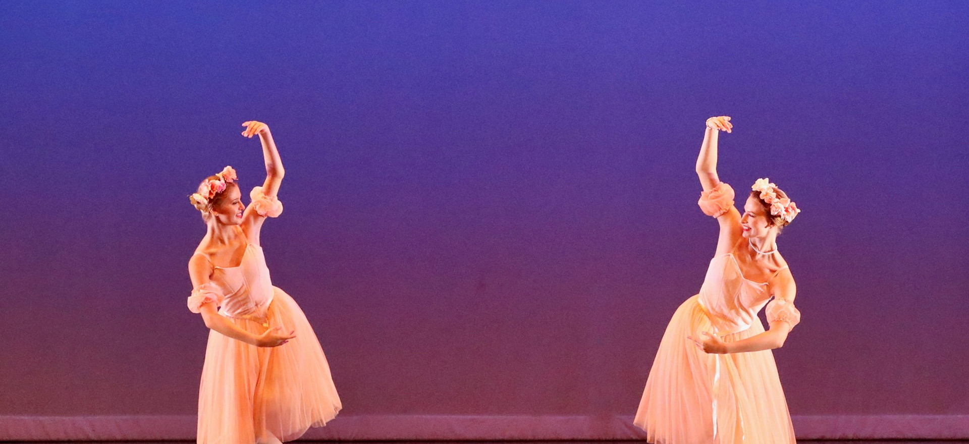 Pas de Quatre, staged for LBT by Janet Waters