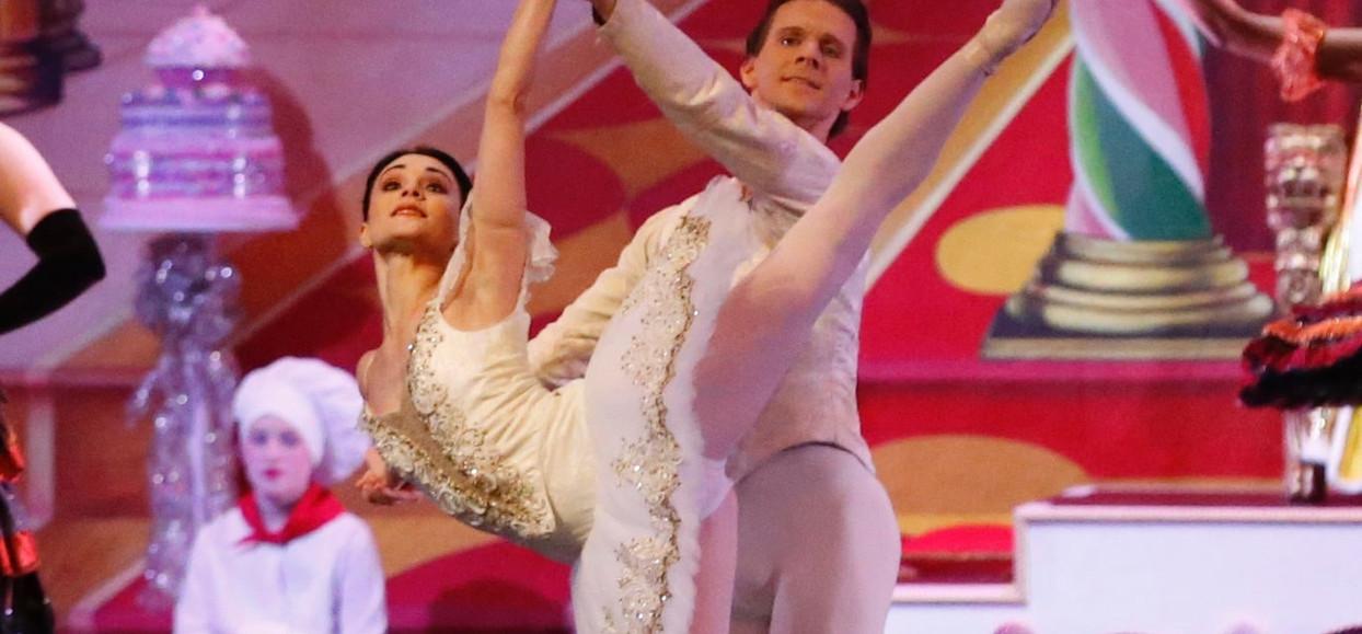 Sara Lane - American Ballet Theatre Principal Dancer and Daniel Ulbricht New York City Ballet Principal Dancer