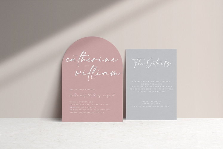 Catherine 2 Card Package