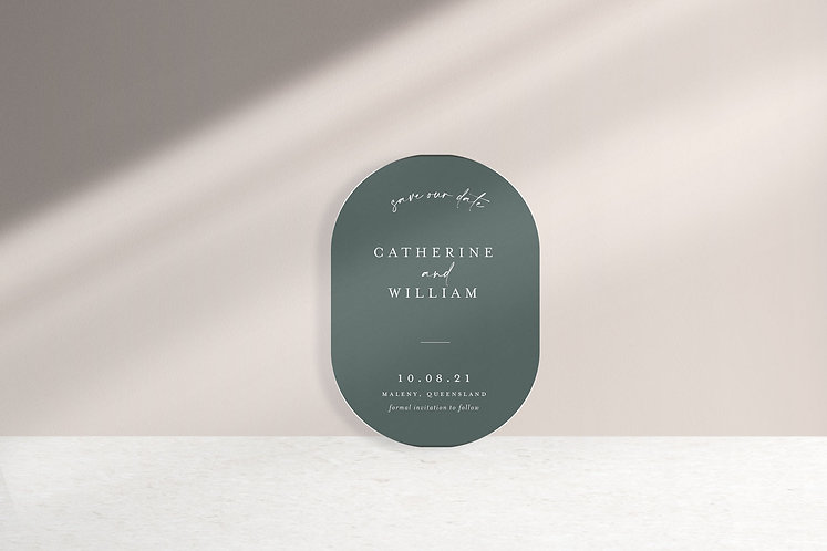 Catherine Save the Date