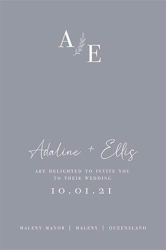 Adaline Invitation