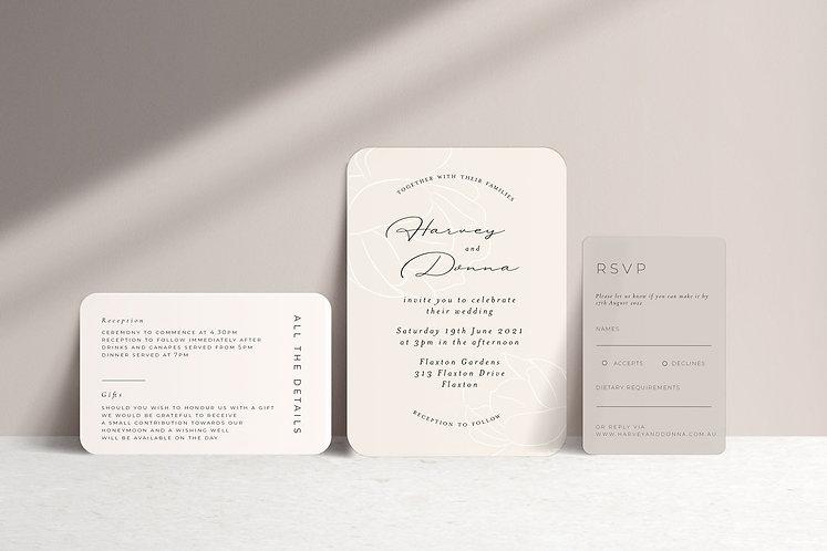Jasmine 3 Card Package