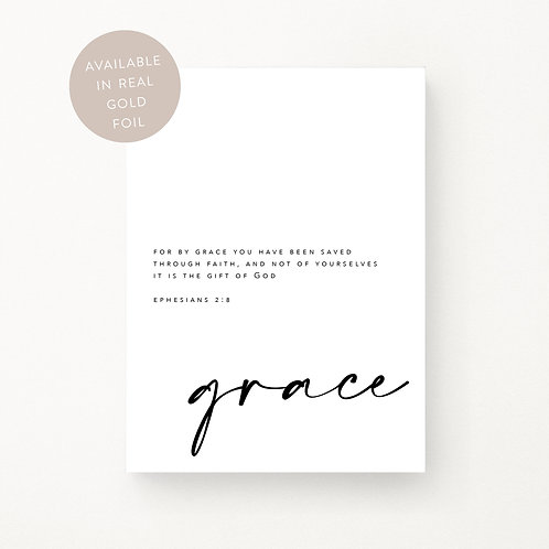 Inspired Prints | Grace