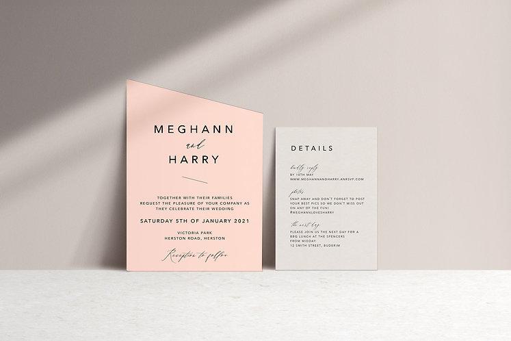 Meghann 2 Card Package