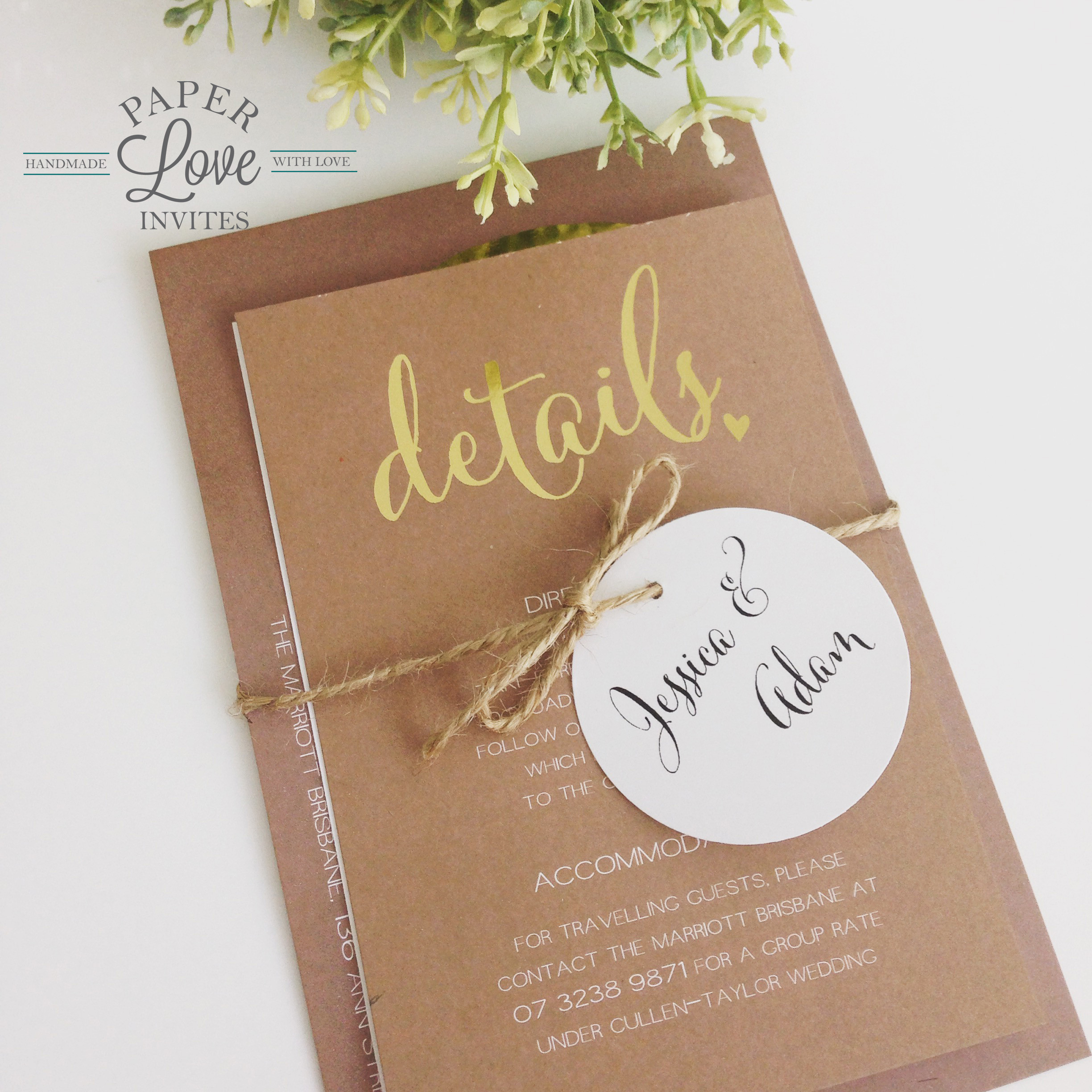 Wedding invitations and Stationery | Paper Love | Gallery
