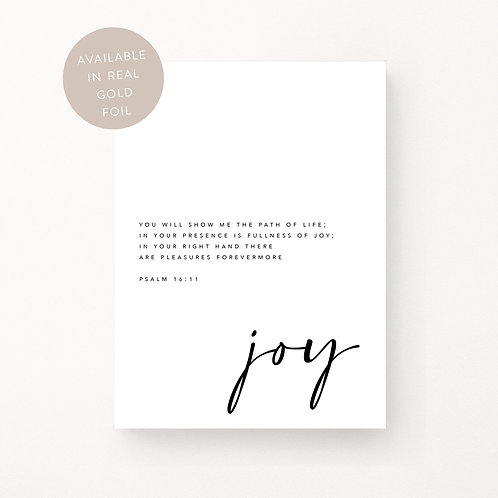 Inspired Prints | Joy