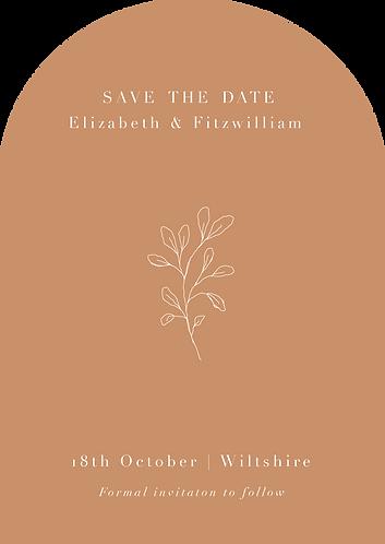 Elizabeth Save the Date