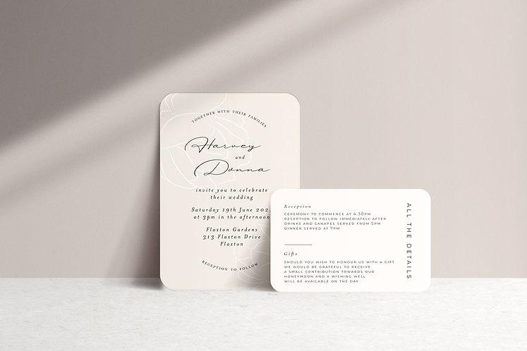Jasmine 2 Card Package