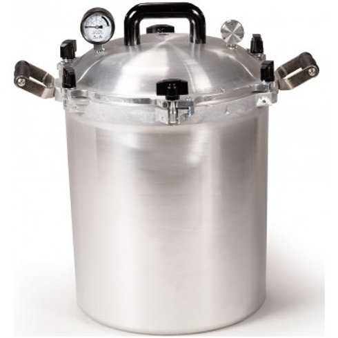 30 Quart Pressure Canner and Cooker