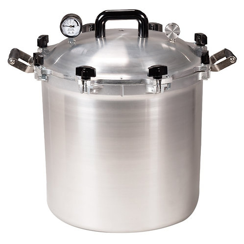 41 Quart Pressure Canner and Cooker