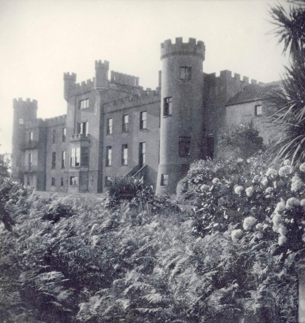 Glanmore Castle Circa mid 19th Century