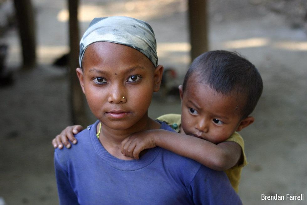 Girl & Baby Chitawan.jpg