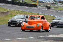CRUISE THE TRACK