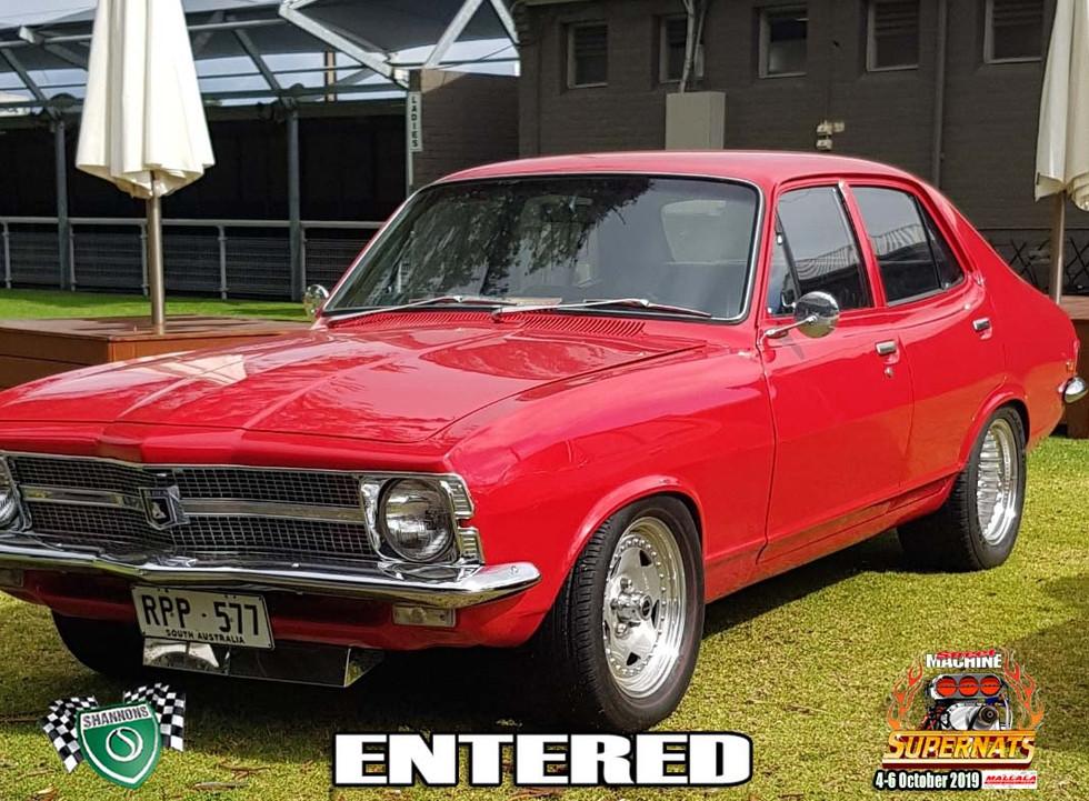 SHOW & GO-1970 TORANA V8 LC