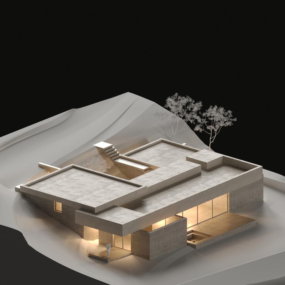 Casa c/ Cobertura