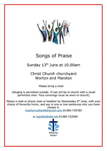 songs of praise poster 13th june-1.jpg