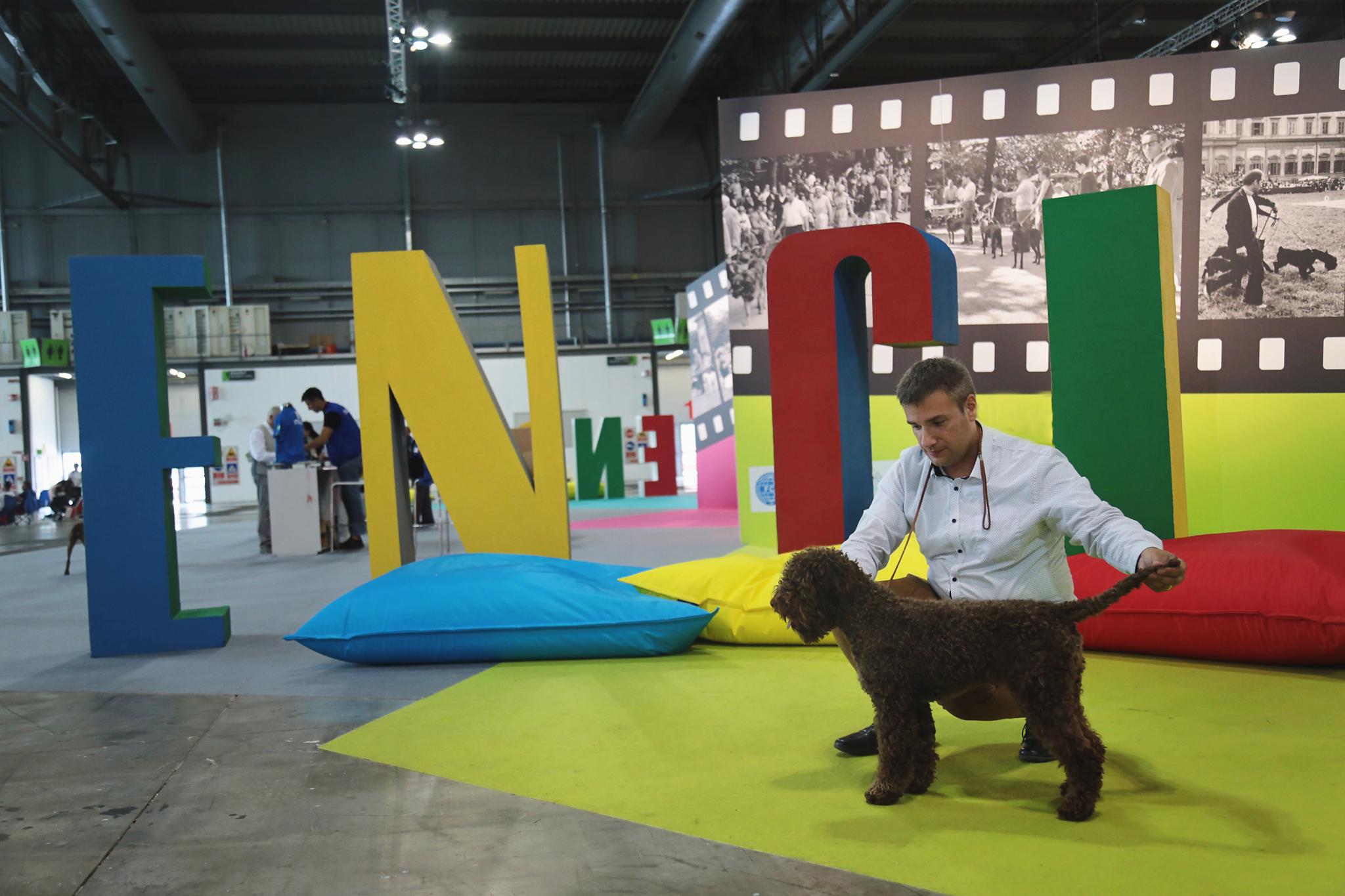 VP1 in Raduno Enci show, Italy