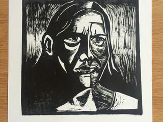 Printmaking Portraits